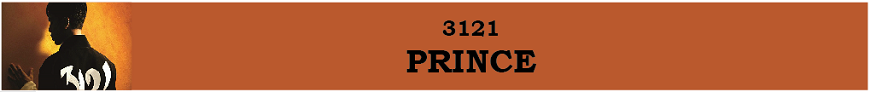 PRINCE : 3121(BLU-SPEC CD2)(reissue)