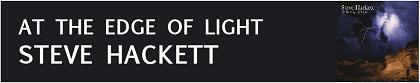 STEVE HACKETT : AT THE EDGE OF LIGHT(+bonus)(SHM-CD)(in Mini LP)