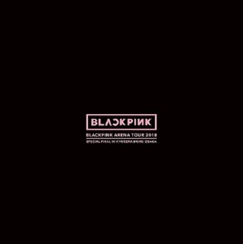 Blackpink Arena Tour 2018 ''Special Final In Kyocera Dome Osaka'' (Blu-Ray+Cd+Photo Booklet) (Ltd.) (Region-Free) Blackpink Blu-ray