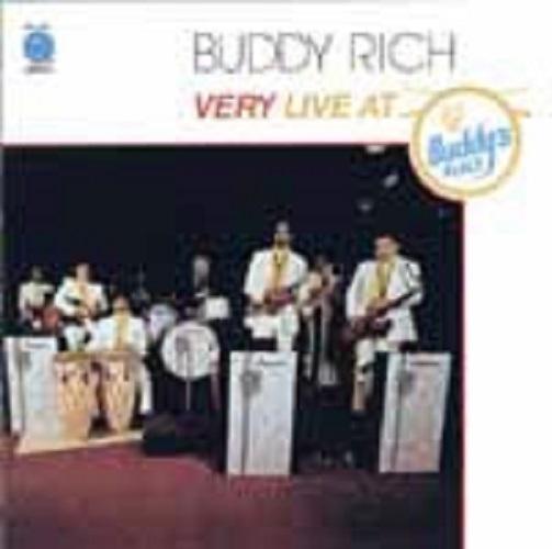 Very Live At Buddy'S Place (Remaster) (Ltd.) Buddy Rich CD