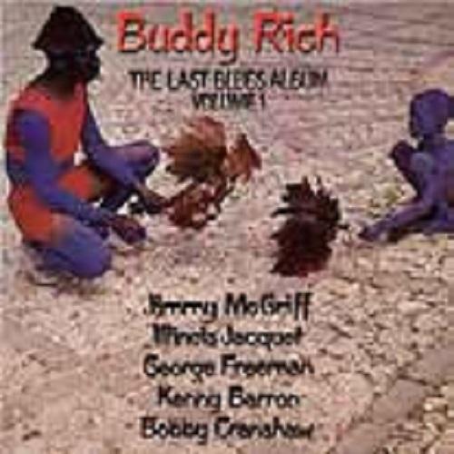 The Last Blues Album Volume 1 (Remaster) (Ltd.) Buddy Rich CD