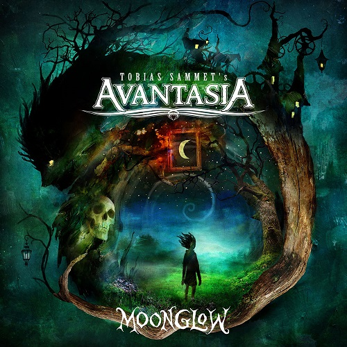 Moonglow (+Bonus) (Regular) Tobias Sammet'S Avantasia CD