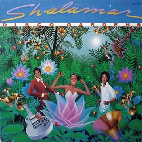 DISCO GARDENS(+bonus)(remaster) SHALAMAR CD