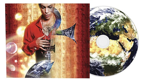 Planet Earth (Blu-Spec Cd2) (Reissue) Prince CD
