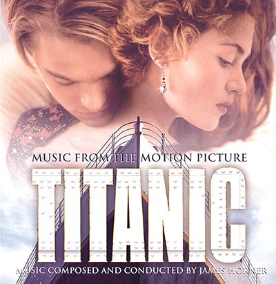 Titanic - Music From The Motion Picture (Reissue) (Ltd.) V.A.(Celine Dion, James Horner) CD