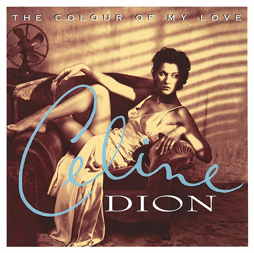 The Colour Of My Love (Reissue) (Ltd.) Celine Dion CD