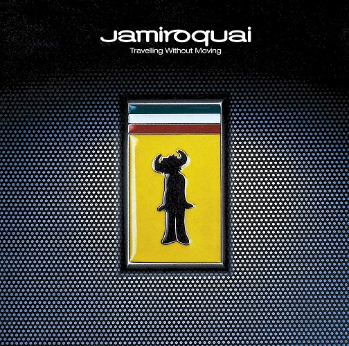 Travelling Without Moving (Reissue) (Ltd.) Jamiroquai CD