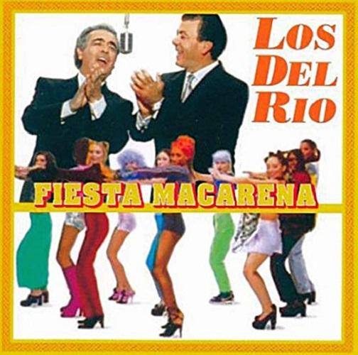 Fiesta Macarena (+Bonus) (Reissue) (Ltd.) Los Del Rio CD