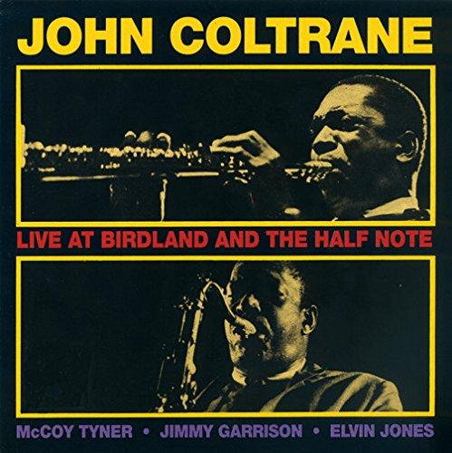 Live At Birdland And The Half Note (Shm-Cd) (Mini Lp) (Ltd.) John Coltrane CD