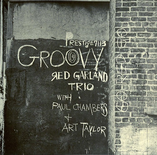 Groovy (Uhqcd/Mqa-Cd) (Reissue) (Ltd.) Red Garland Trio, The CD