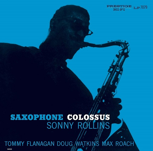 SAXOPHONE COLOSSUS(UHQCD)(reissue)(ltd.) SONNY ROLLINS CD