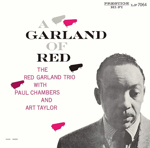 A Garland Of Red (Uhqcd) (Reissue) (Ltd.) Red Garland Trio, The CD