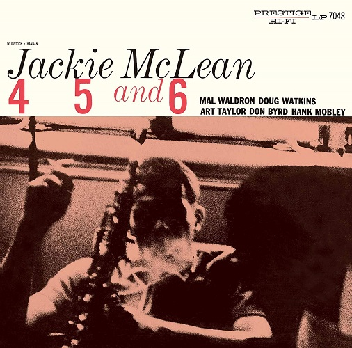 4, 5 And 6 (Uhqcd) (Reissue) (Ltd.) Jackie Mclean CD
