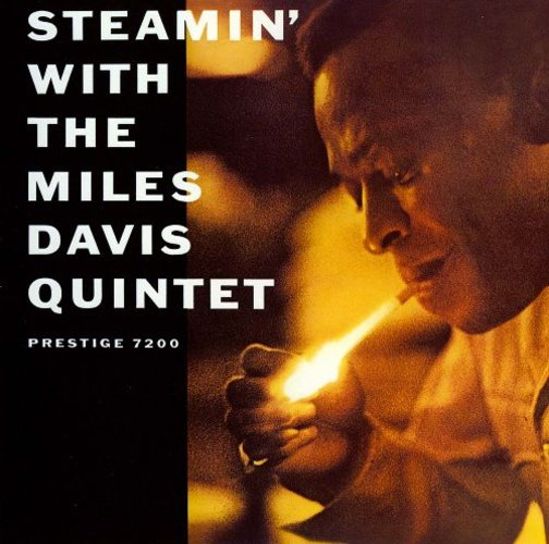 Steamin' With The Miles Davis Quintet (Uhqcd) (Reissue) (Ltd.) Miles Davis Quintet, The CD