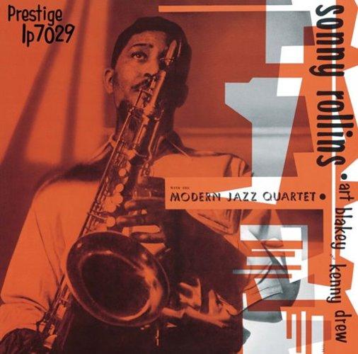 Sonny Rollins With The Modern Jazz Quartet (Uhqcd) (Reissue) (Ltd.) Sonny Rollins With The Modern Jazz Quartet Featuring Art Blakey And Kenny Drew CD