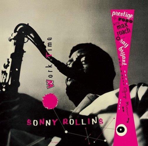 Worktime (Uhqcd) (Reissue) (Ltd.) Sonny Rollins CD