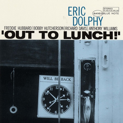 Out To Lunch! (+Bonus) (Uhqcd) (Reissue) (Ltd.) Eric Dolphy CD