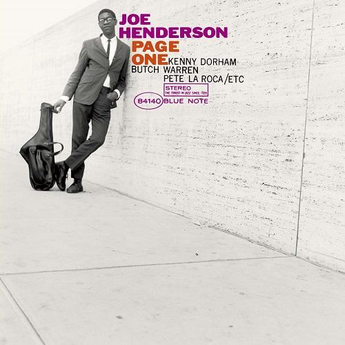 Page One (Uhqcd) (Reissue) (Ltd.) Joe Henderson CD