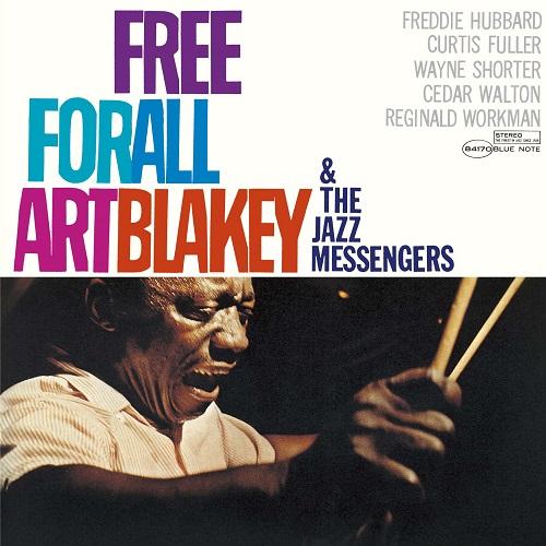 Free For All (+Bonus) (Uhqcd) (Reissue) (Ltd.) Art Blakey & The Jazz Messengers CD