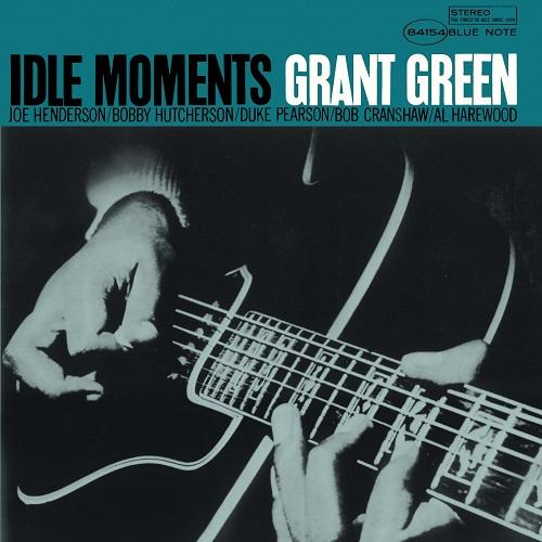 Idle Moments (+Bonus) (Uhqcd) (Reissue) (Ltd.) Grant Green CD