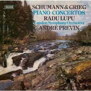 Radu Lupu - Schumann & Grieg : Piano Concertos (Shm-Sacd) (Japan Reissue) [  Ltd  ] - Japanese SACD - Music   musicjapanet