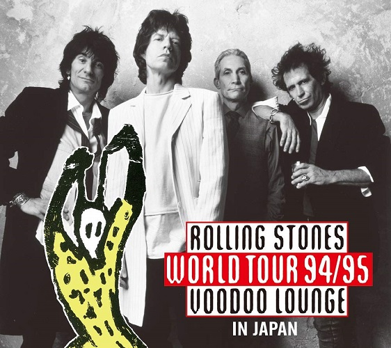 Rolling Stones World Tour 94/95 Voodoo Lounge In Japan (+2Shm-Cd+Photobook) (Reissue) (Region-2) Rolling Stones, The DVD