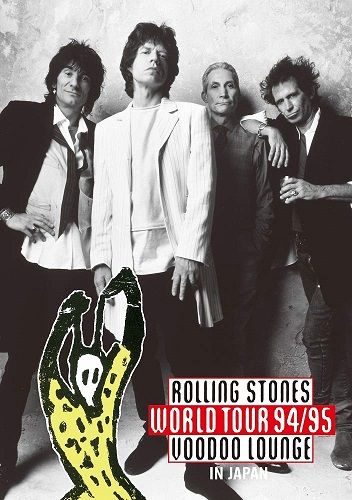 Rolling Stones World Tour 94/95 Voodoo Lounge In Japan (+Photobook) (Reissue) (Region-2) Rolling Stones, The DVD