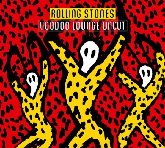 Voodoo Lounge Uncut (+2Shm-Cd) (Ltd.) Rolling Stones, The DVD
