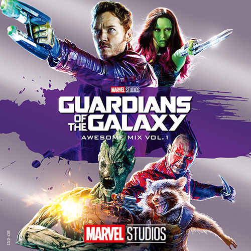 Guardians Of The Galaxy: Awesome Mix Vol. 1 - Original Motion Picture Soundtrack (Reissue) V.A.(Blue Swede, The Jackson 5, Etc.) CD