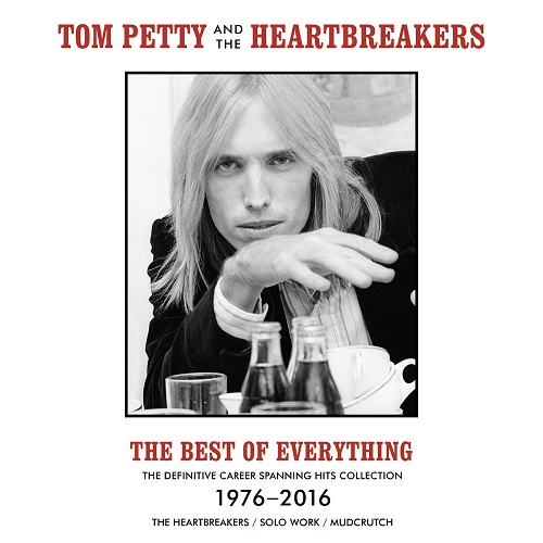 The Best Of Everything - The Definitive Career Spanning Hits Collection 1976-2016: The Heartbreakers / Solo Work / Mudcrutch (2Shm-Cd) Tom Petty And The Heartbreakers CD