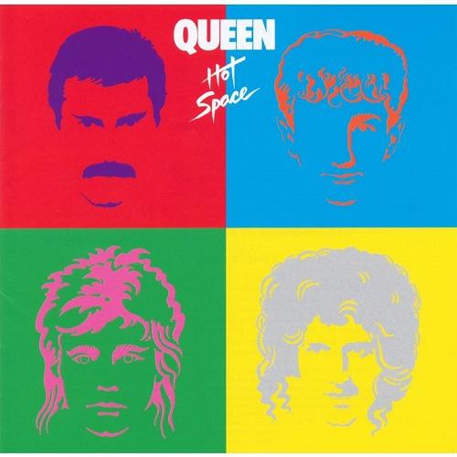 Hot Space (Uhqcd/Mqa-Cd) (Reissue) (Ltd.) Queen CD