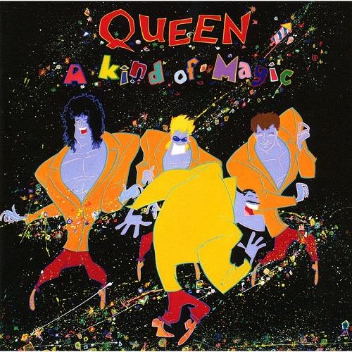 A Kind Of Magic (Uhqcd/Mqa-Cd) (Reissue) (Ltd.) Queen CD