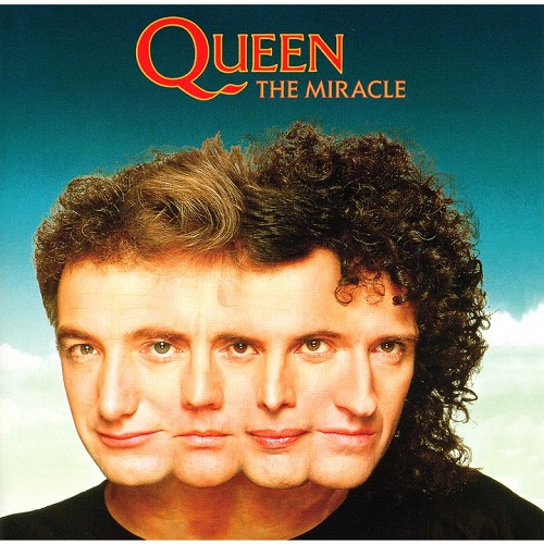 The Miracle (Uhqcd/Mqa-Cd) (Reissue) (Ltd.) Queen CD