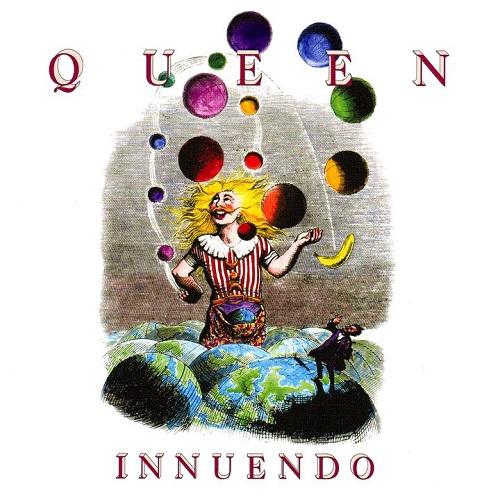 Innuendo (Uhqcd/Mqa-Cd) (Reissue) (Ltd.) Queen CD