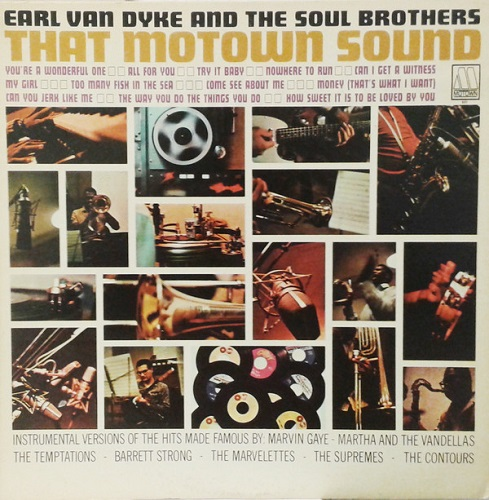 That Motown Sound (Reissue) (Ltd.) Earl Van Dyke & The Soul Brothers CD