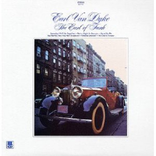 The Earl Of Funk (Reissue) (Ltd.) Earl Van Dyke CD