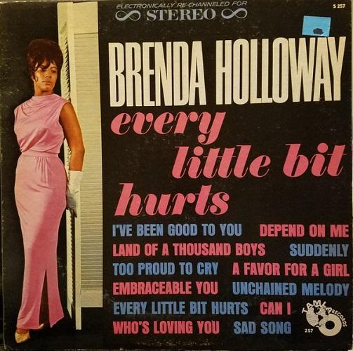Every Little Bit Hurts (Reissue) (Ltd.) Brenda Holloway CD
