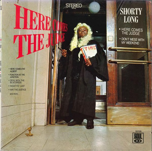 Here Comes The Judge (Reissue) (Ltd.) Shorty Long CD