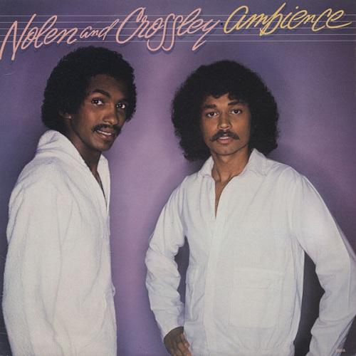 Ambience (Reissue) (Ltd.) Nolen And Crossley CD