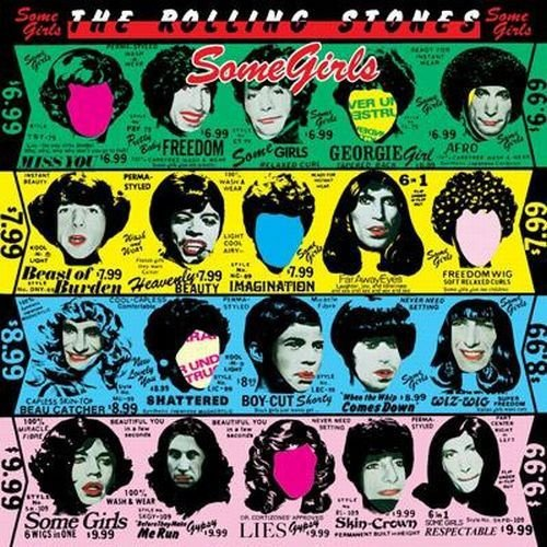 Some Girls (Reissue) (Shm-Sacd) (Ltd.) Rolling Stones, The SACD