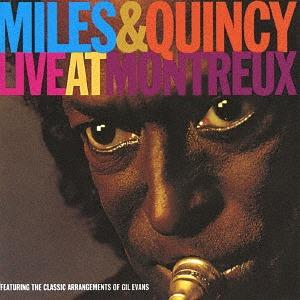 LIVE AT MONTREUX(SHM-CD)(reissue)(ltd.) MILES DAVIS & QUINCY JONES CD