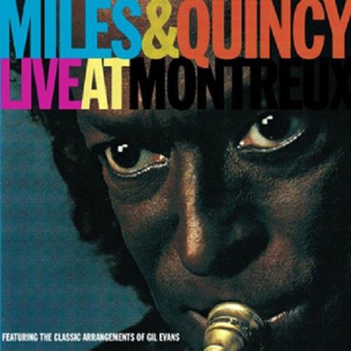 Live At Montreux (Lp) (Remaster) (Ltd.) Miles Davis & Quincy Jones Vinyl LP
