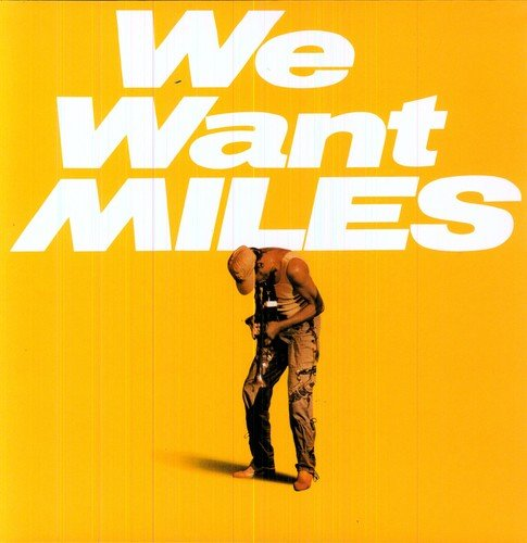 We Want Miles (2Lp) (180Gram-Gatefold Sleeve) Miles Davis Vinyl LP