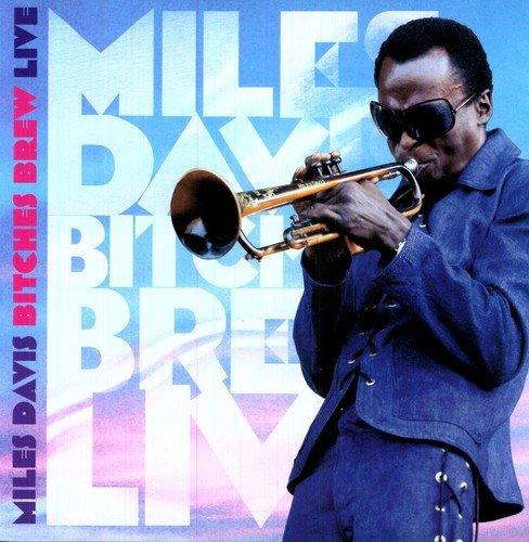 Bitches Brew Live (2Lp) (180Gram) Miles Davis Vinyl LP