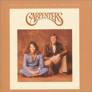 TWENTY-TWO HITS OF THE CARPENTERS(reissue) CARPENTERS, THE CD