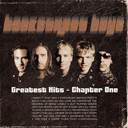THE HITS - CHAPTER ONE(+bonus)(reissue)(ltd.) BACKSTREET BOYS CD
