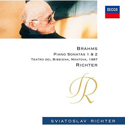 BRAHMS: PIANO SONATAS NOS.1 & 2(reissue)(ltd.) SVIATOSLAV RICHTER CD