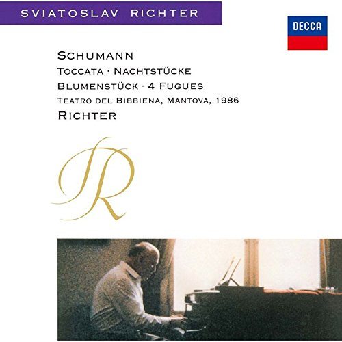 SCHUMANN: PIANO WORKS(reissue)(ltd.) SVIATOSLAV RICHTER CD