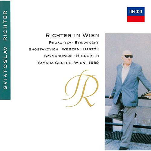 RICHTER IN WIEN(2CD)(reissue)(ltd.) SVIATOSLAV RICHTER CD