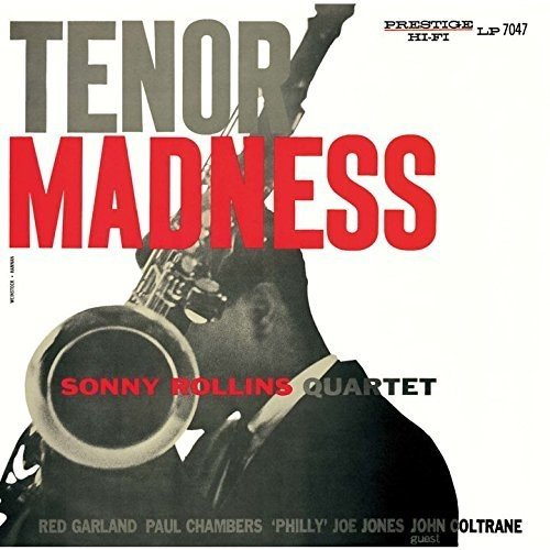 Tenor Madness (Shm-Cd) (Reissue) Sonny Rollins CD